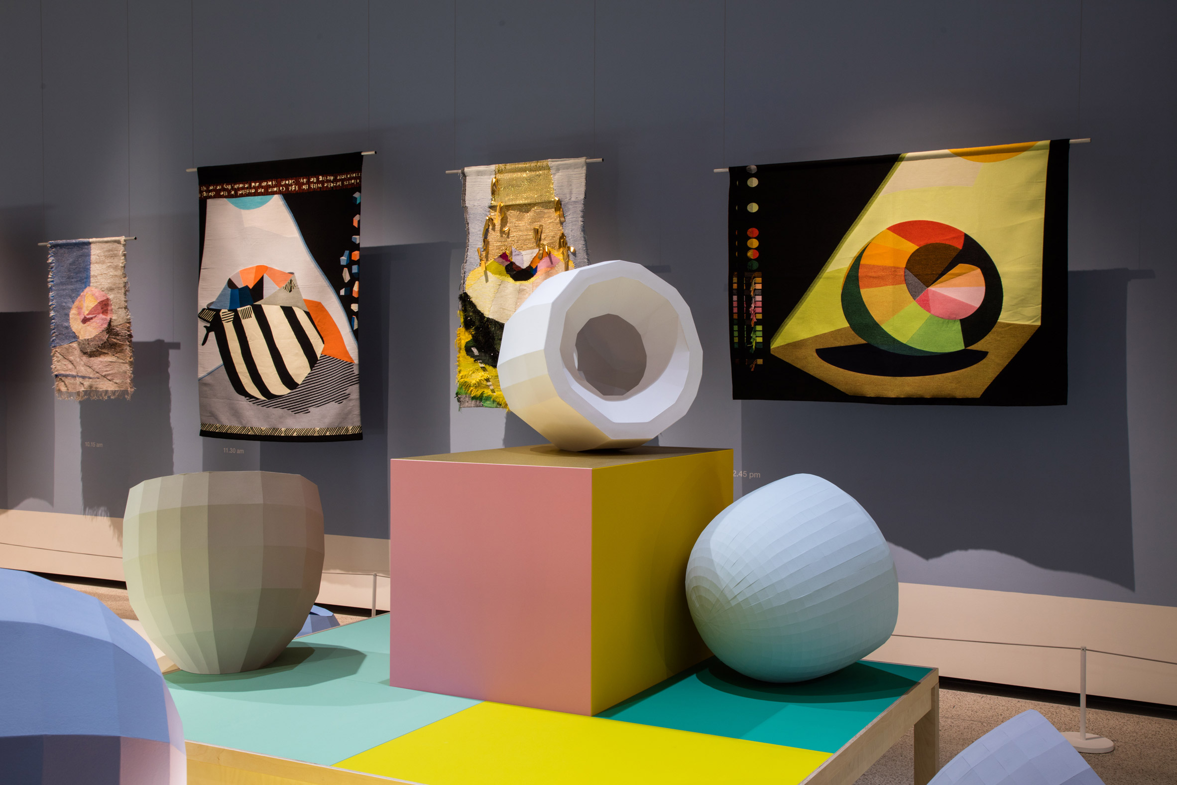 "Hella Jongerius asks designers and consumers to embrace ""unstable"" colour in new exhibition"