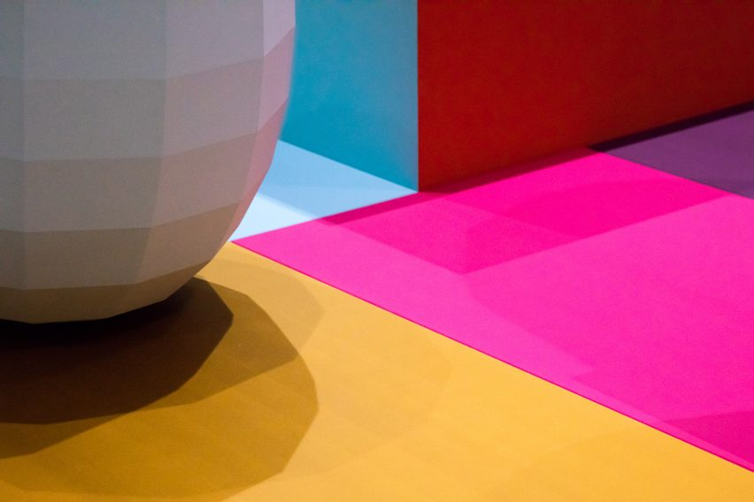 Breathing Colour by Hella Jongerius at the Design Museum