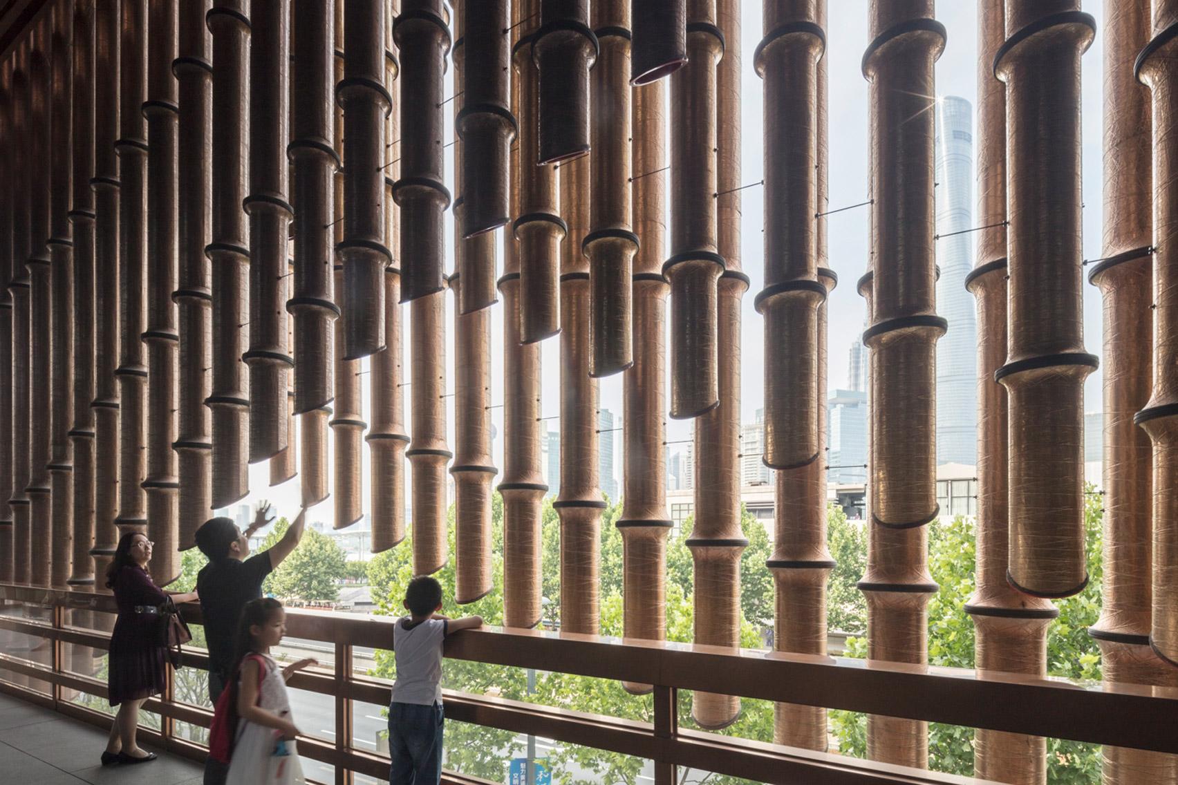 Fosun Foundation, Shanghai, 2017 – Foster + Partners, Heatherwick Studio