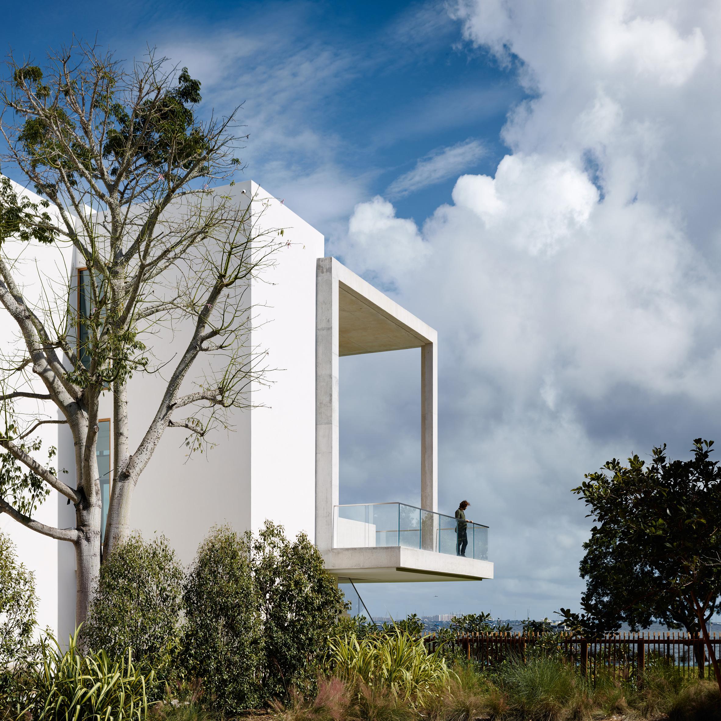 Five of the best houses in Florida on Dezeen