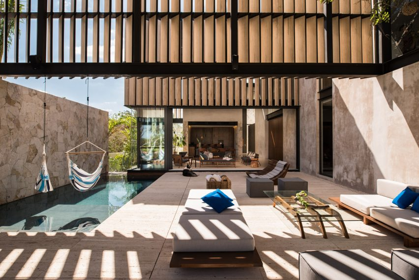 Casa Chaaltun by Tescala Architects
