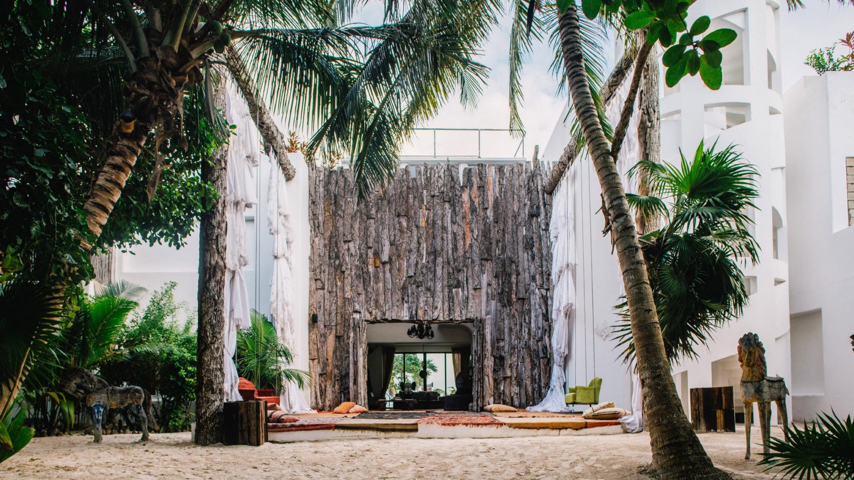 Мексиканский особняк Пабло Эскобара