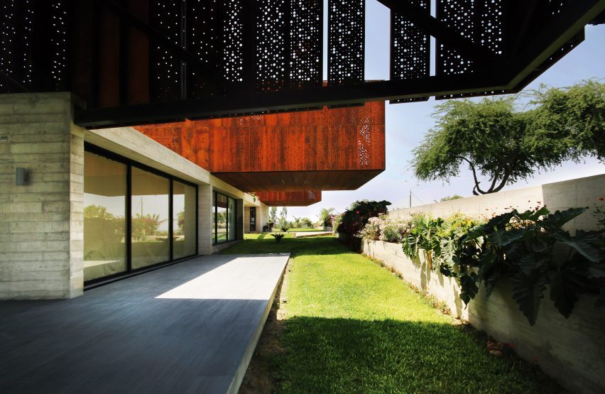 Casa N, Peru by Cheng Franco Architects