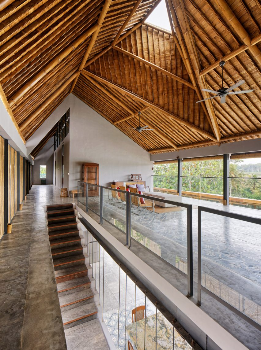 Budi Pradono Combines Modern And Traditional Constructions At Bali House