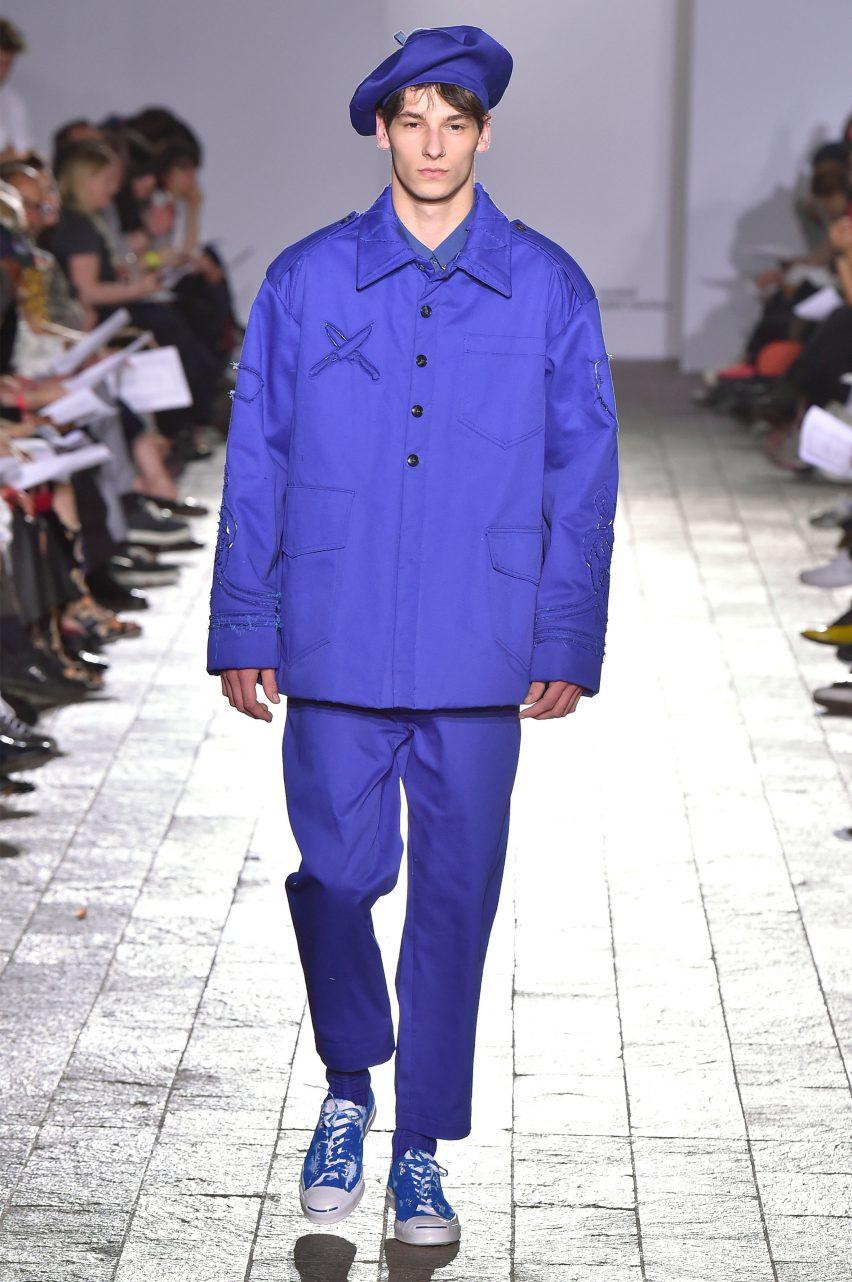 Saint martins fashion school 32