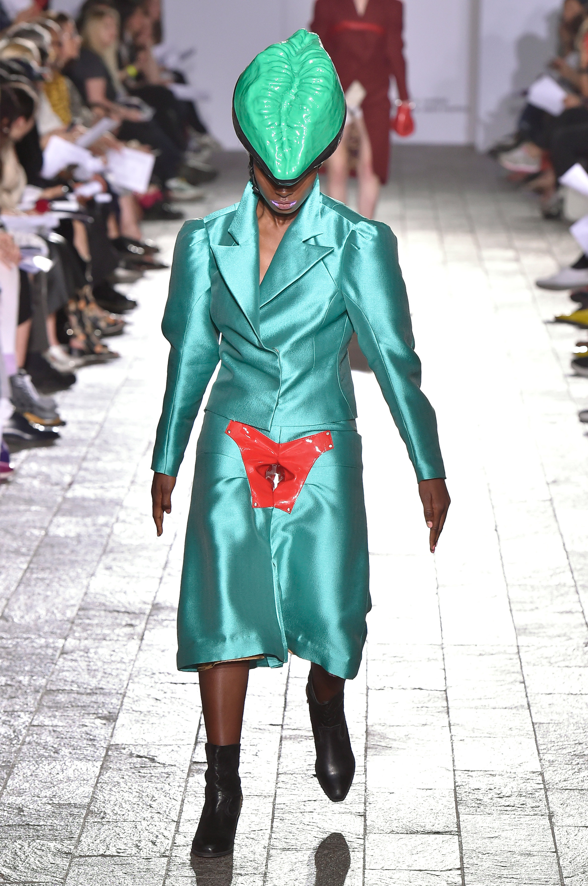 15 designers to watch from this year's Central Saint Martins BA Fashion show