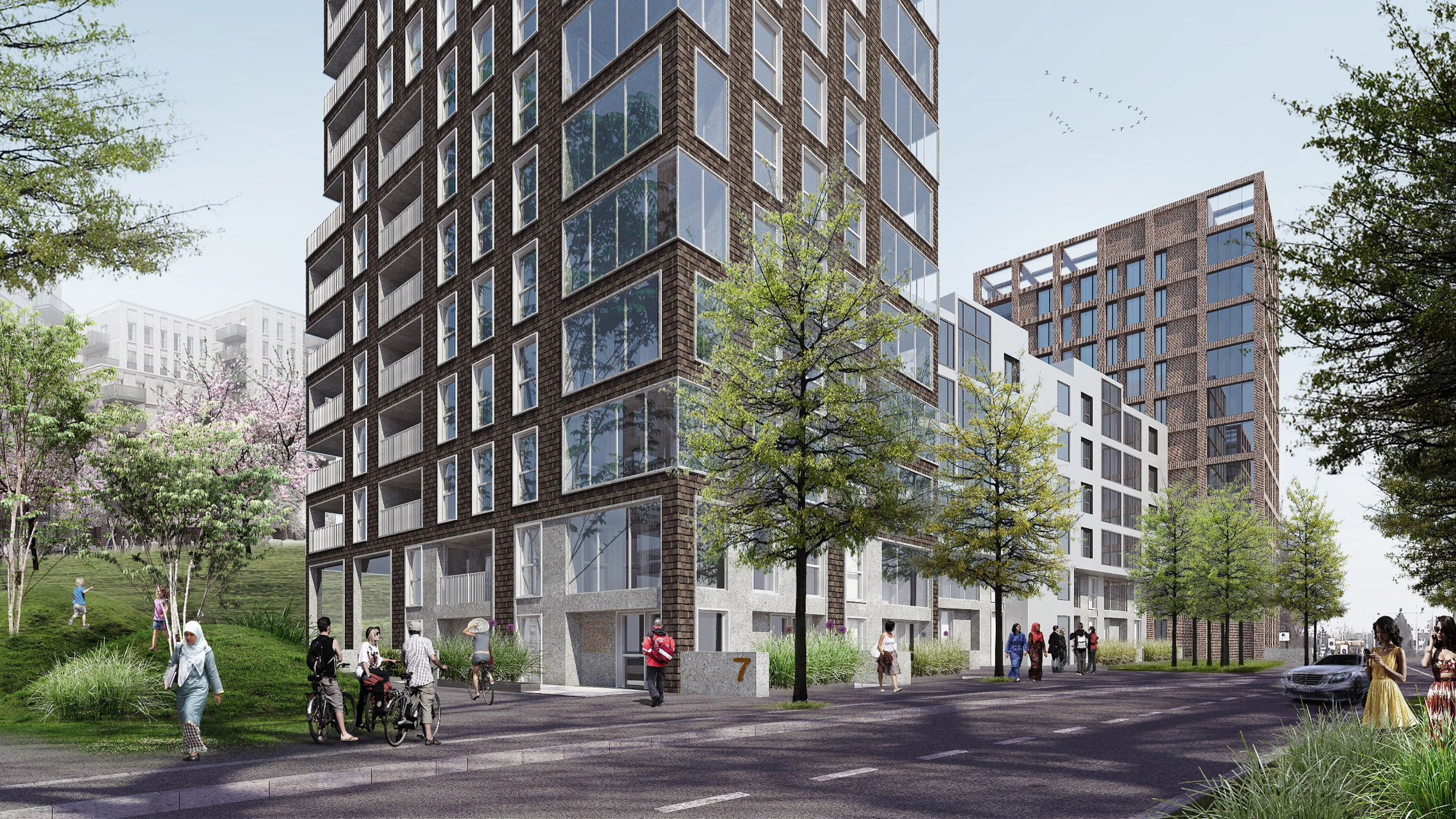 CF Møller appointed on Robin Hood Gardens replacement scheme