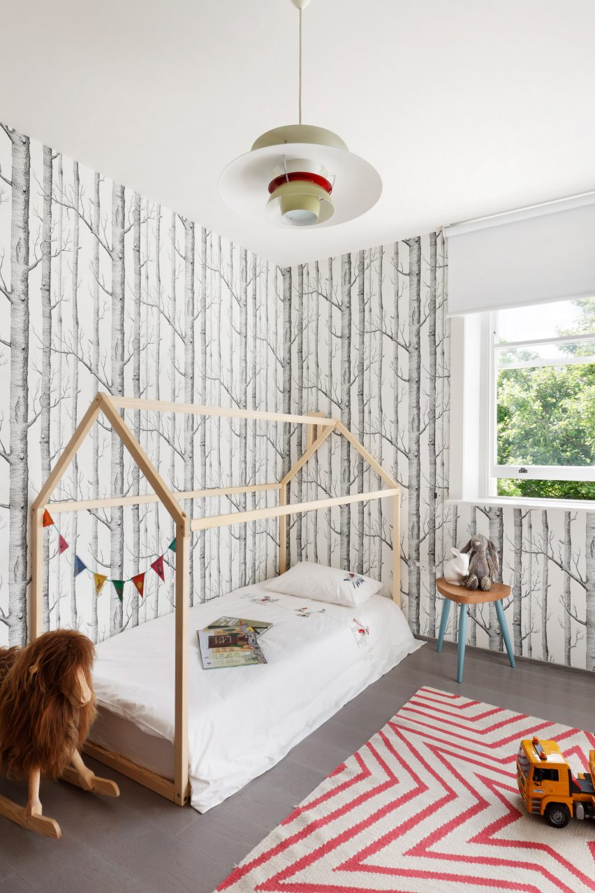 MWAI uses pale grey tones in west London flat renovation for two ...