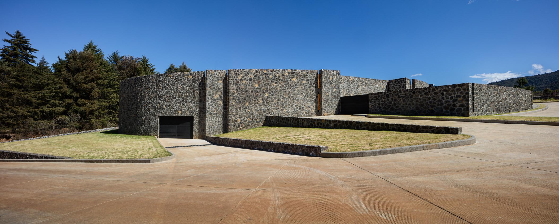 Criminal Courts in Pátzcuaro, Mexico, by TALLER Mauricio Rocha + Gabriela Carrillo