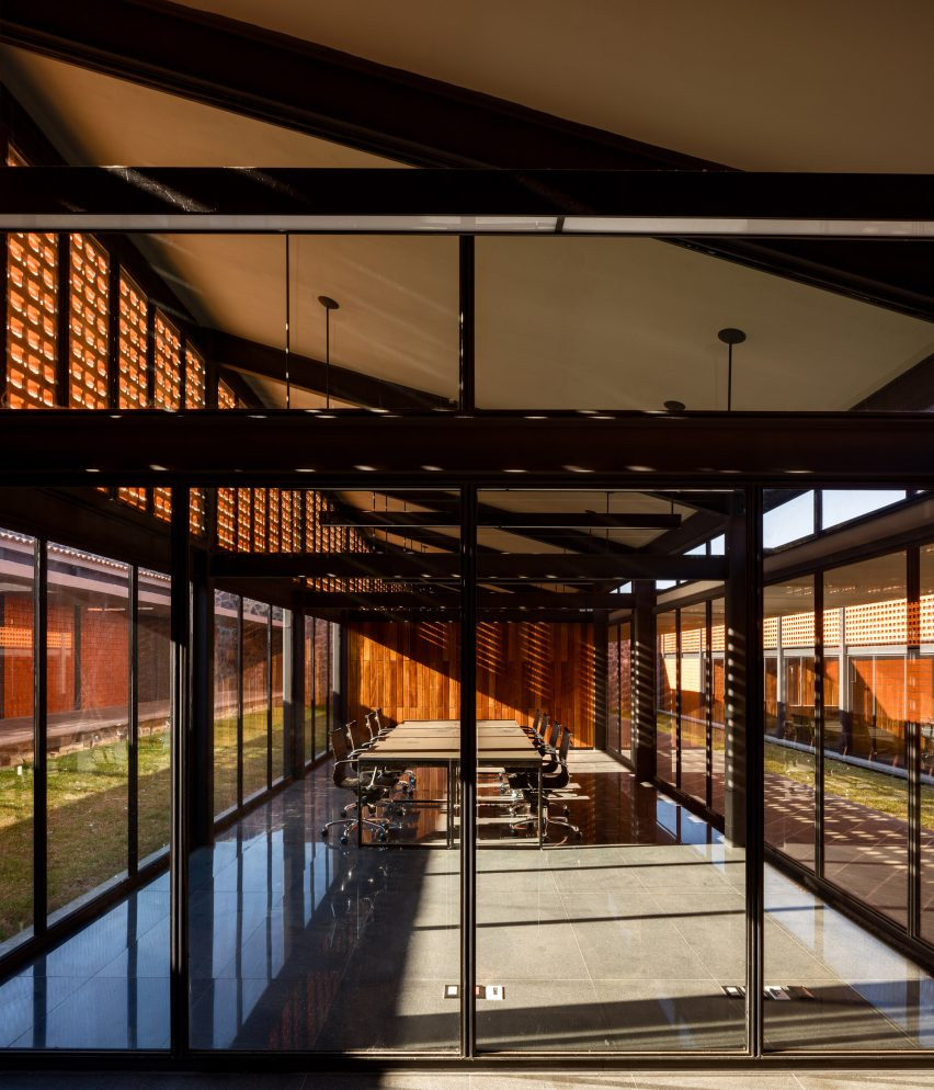 Criminal Courts in Pátzcuaro, Mexico, by TALLER Mauricio Rocha + Gabriela Carrillo