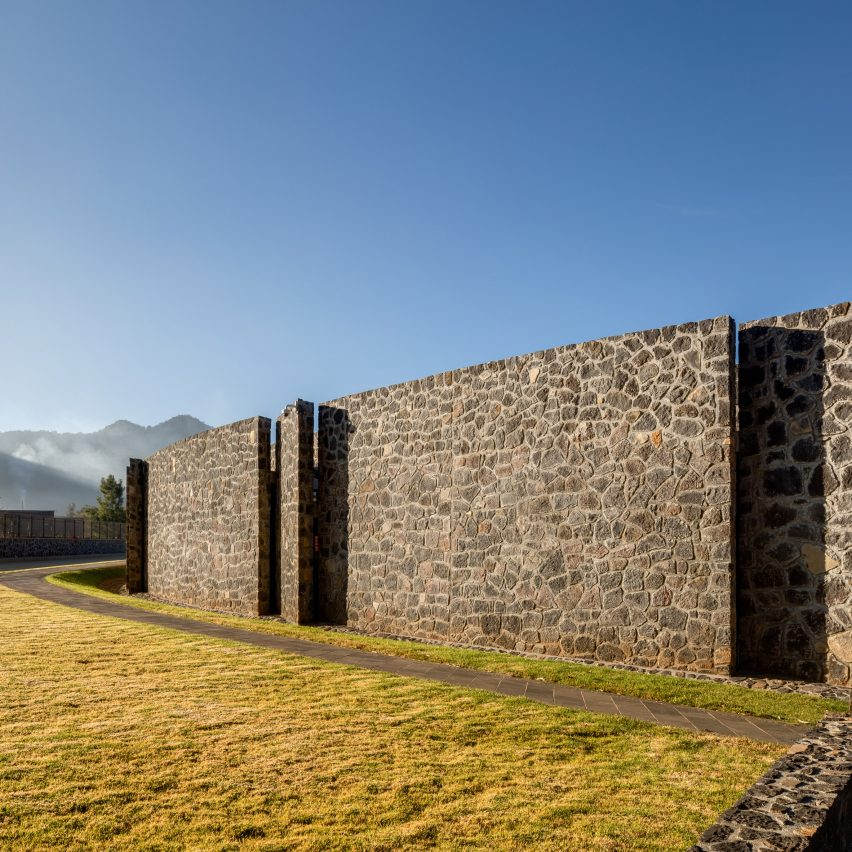 Criminal Courts in Pátzcuaro, Mexico, by TALLER Mauricio Rocha + Gabriela Carrillo.