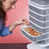 Bench-top insect farms are intended to make mealworms part of our everyday diet