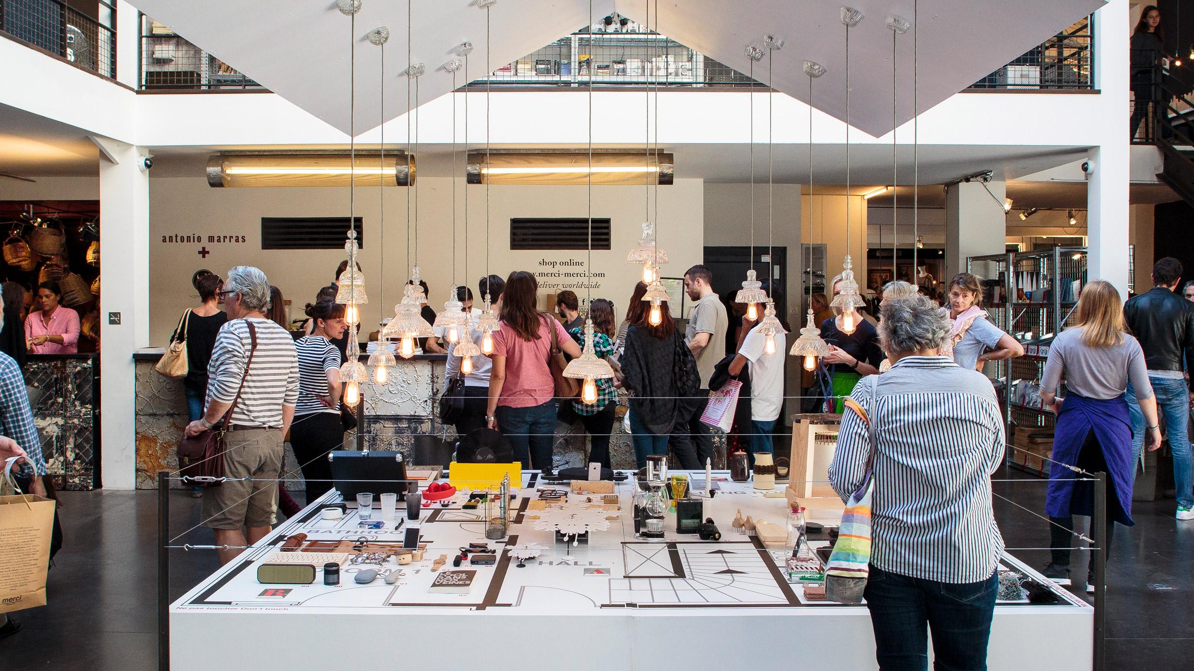 paris design week announces programme for 2017 edition. Black Bedroom Furniture Sets. Home Design Ideas