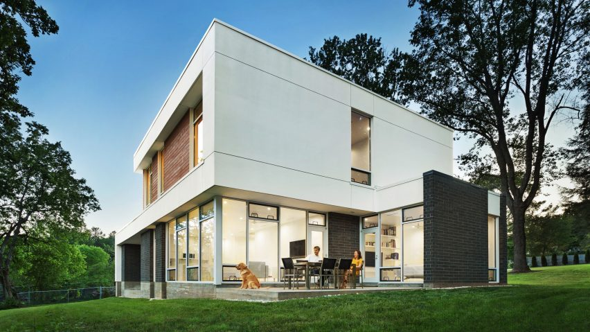 East Tennessee Modern house by BARBERMcMURRY architects