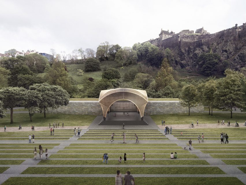 Ross Pavilion shortlist