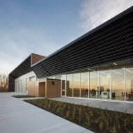 Fire Station #5 by STGM Architects, Quebec, Canada
