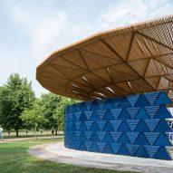 Diébédo Francis Kéré Serpentine Pavilion 2017