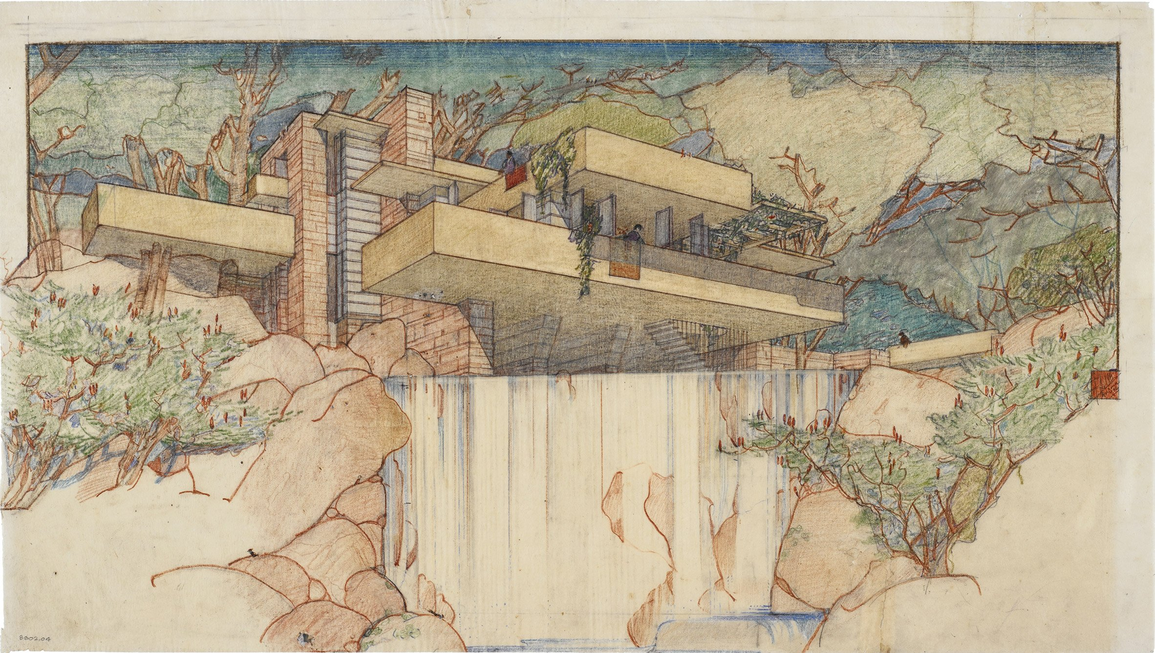 Frank Lloyd Wright at 150: Unpacking the Archive opens at New York's MoMA
