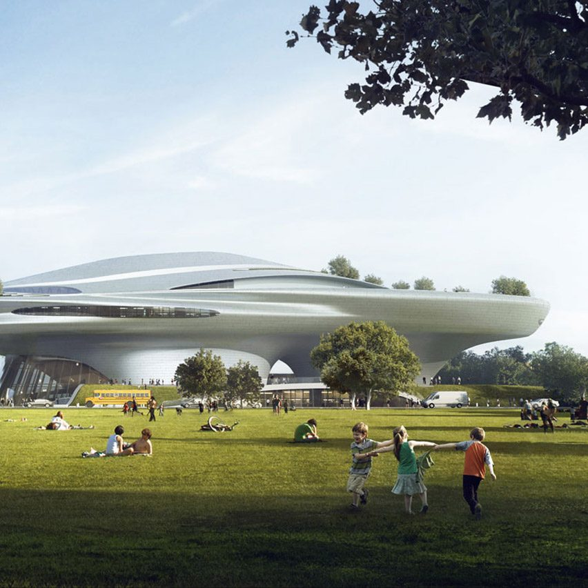 "LA unanimously approves George Lucas museum in ""slam dunk"" decision"
