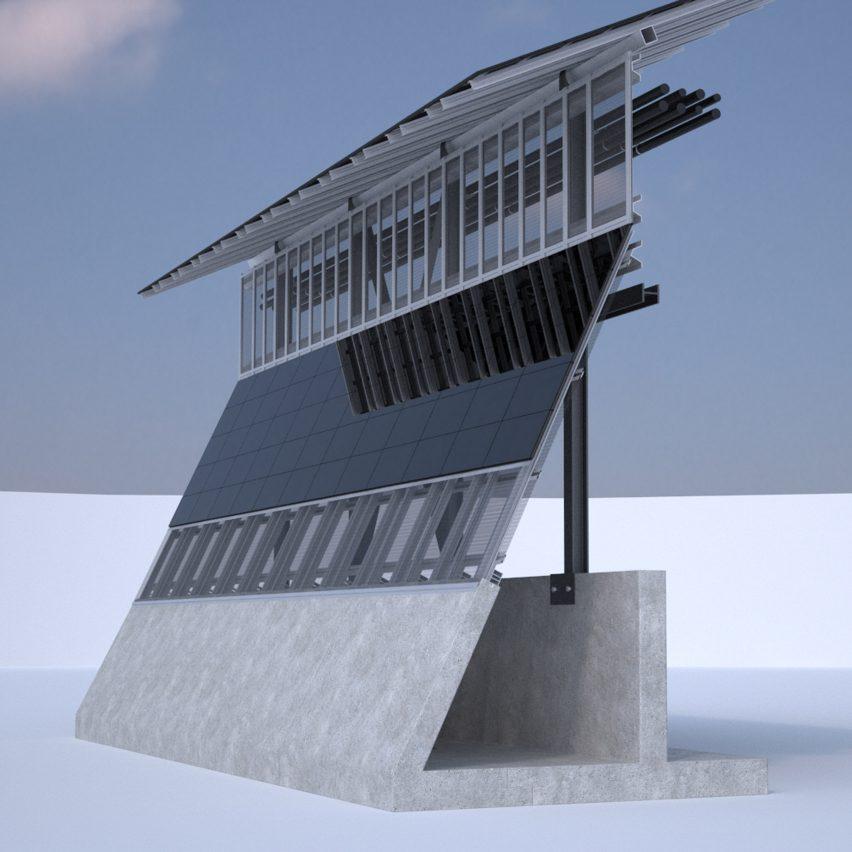 Gleason US-Mexico border wall proposal