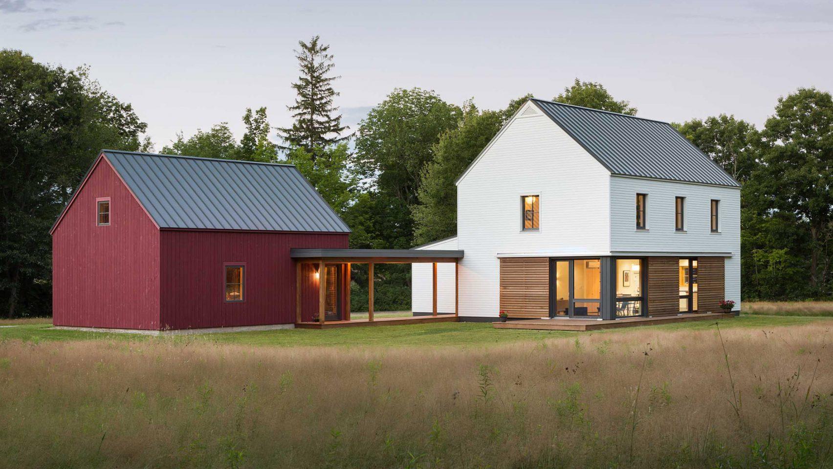 Сборные дома с Английской эстетикой