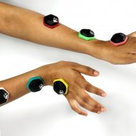 Wearable pods let musicians compose and perform tracks as vibrations on your skin
