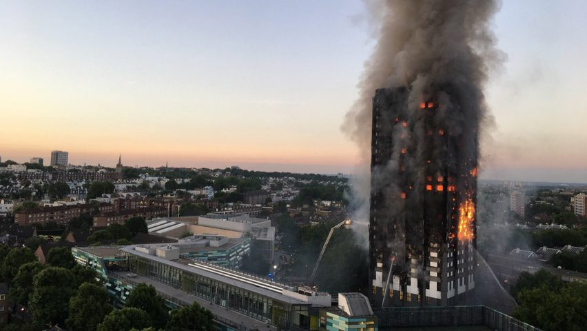 High-rise safety regulations are