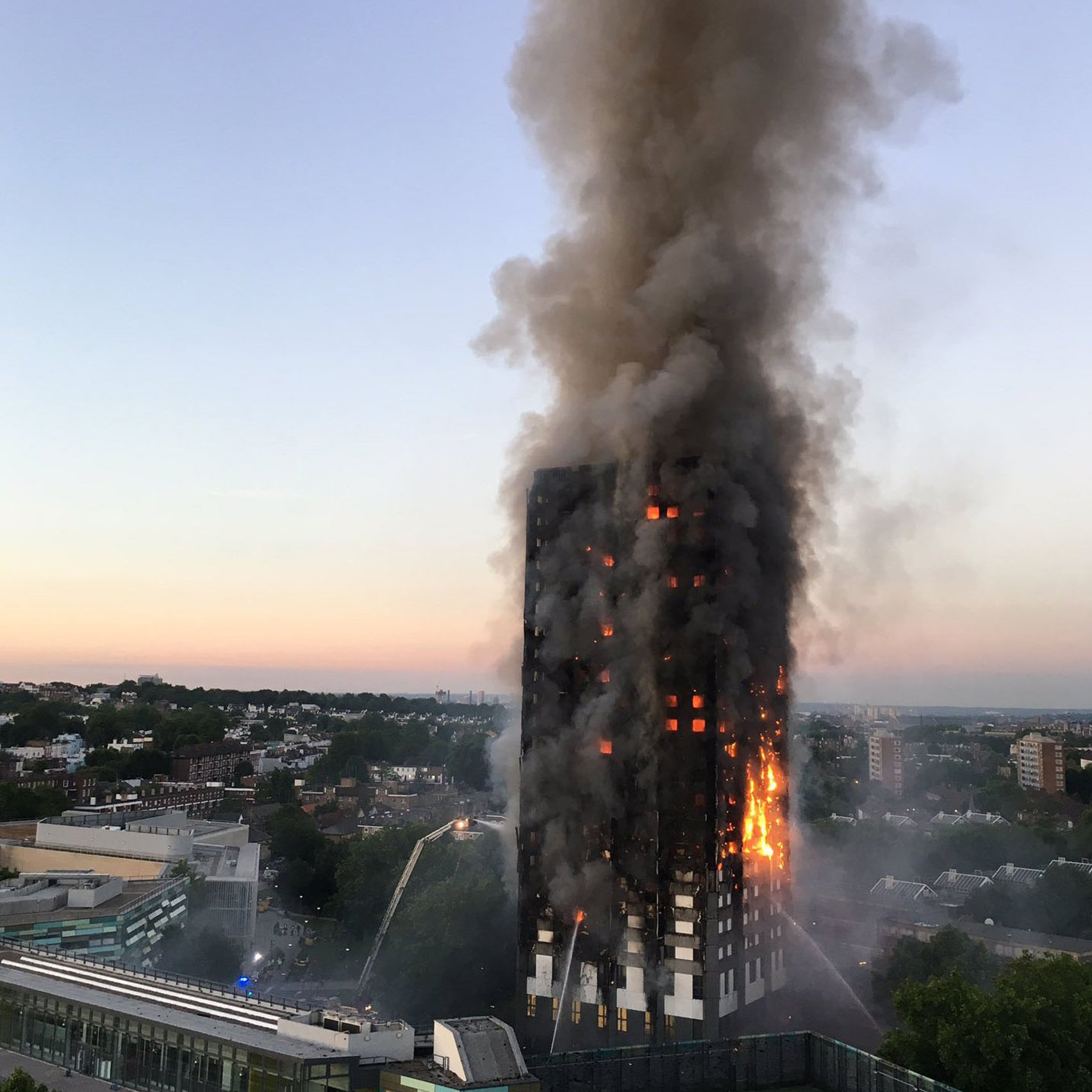 """Grenfell Tower disaster exposes UK's """"dangerous, ugly, cruel and uncaring"""" approach to social housing, say architects"""