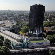 Cladding stripped from residential towers across UK in wake of Grenfell Tower fire