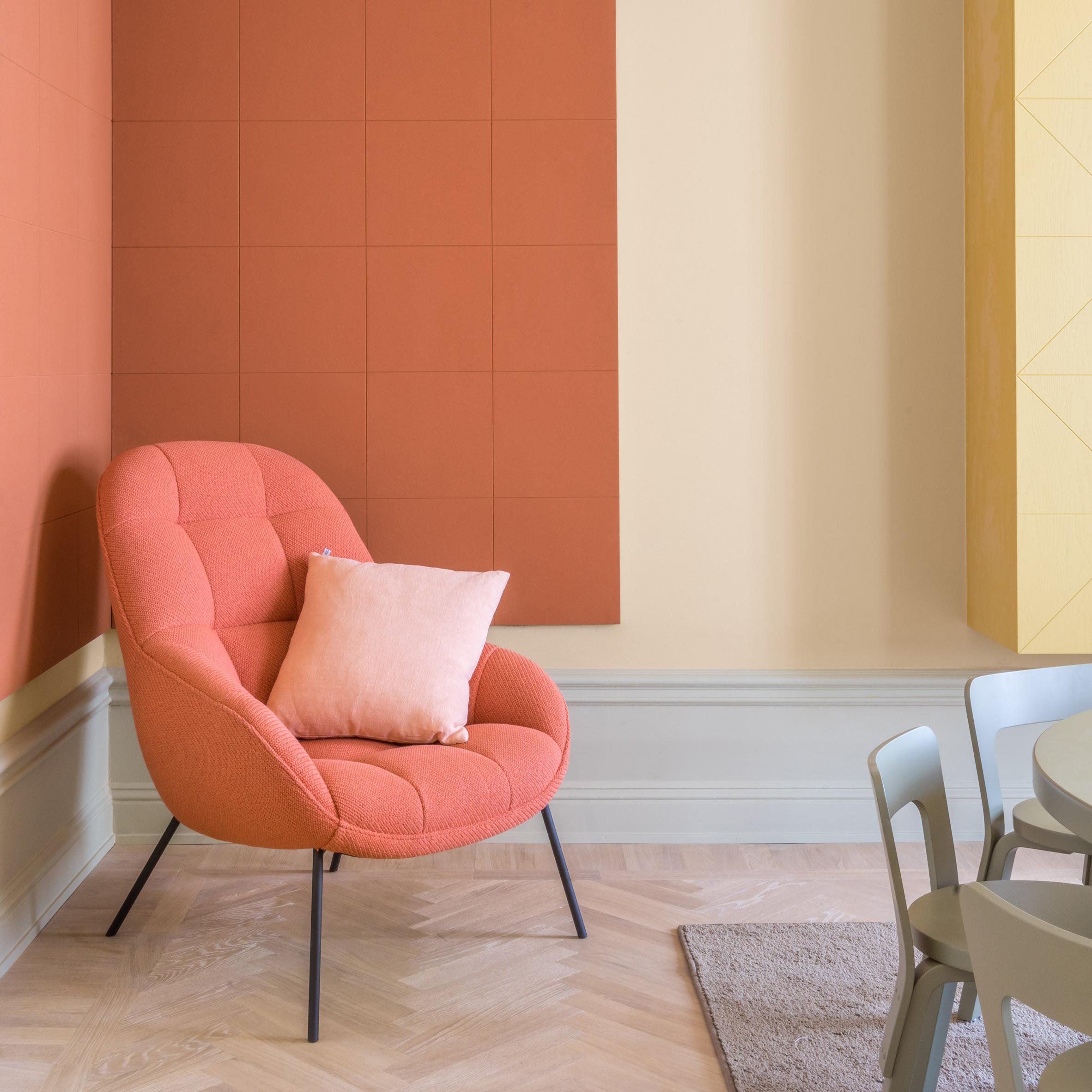 10 pastel-hued interiors from Dezeen's Pinterest boards