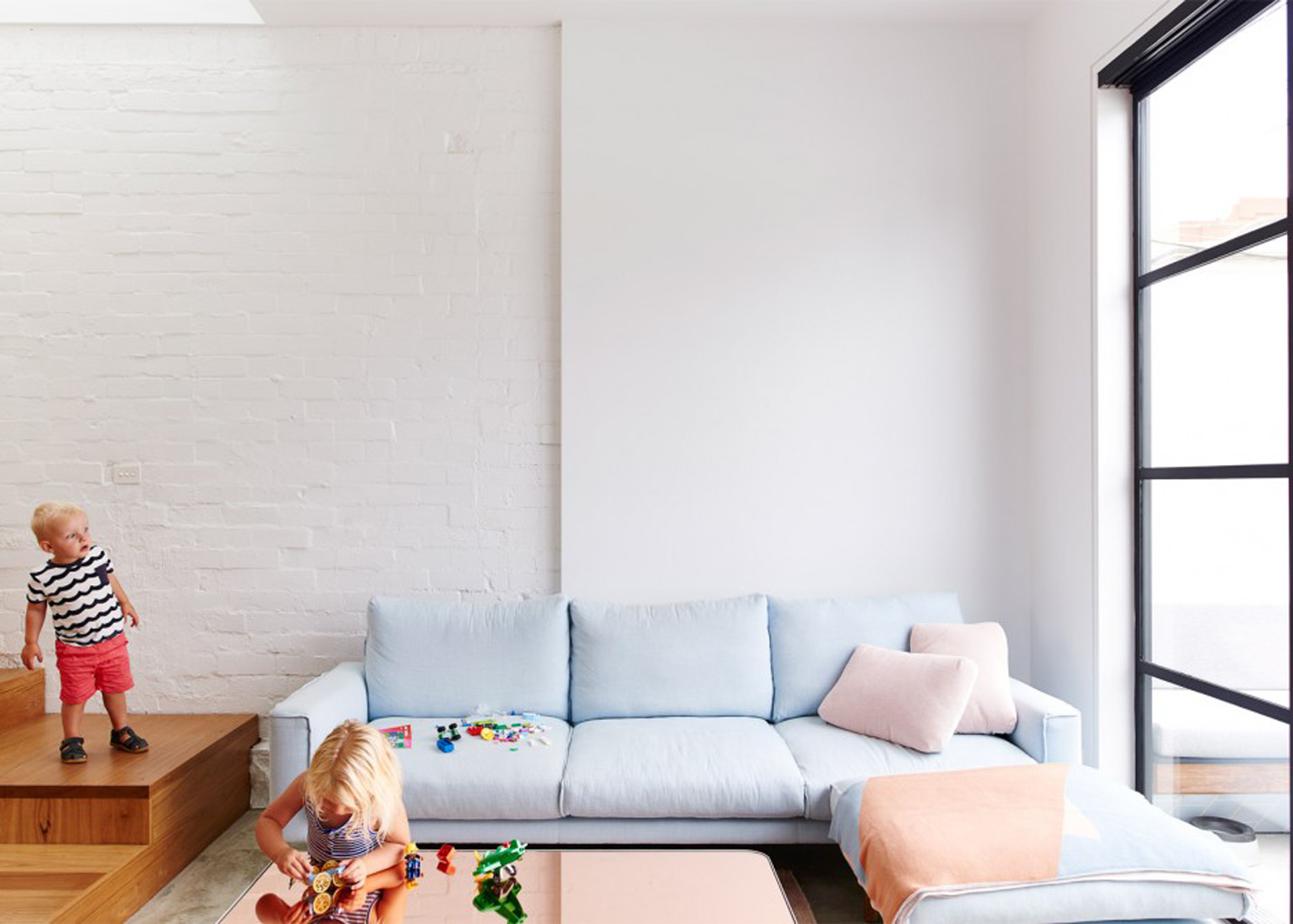 Pastel Interieur Barcelona : 10 pretty pastel hued interiors from dezeens pinterest boards