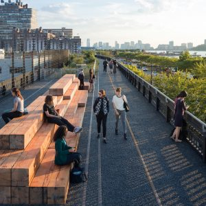 The High Line Network launches