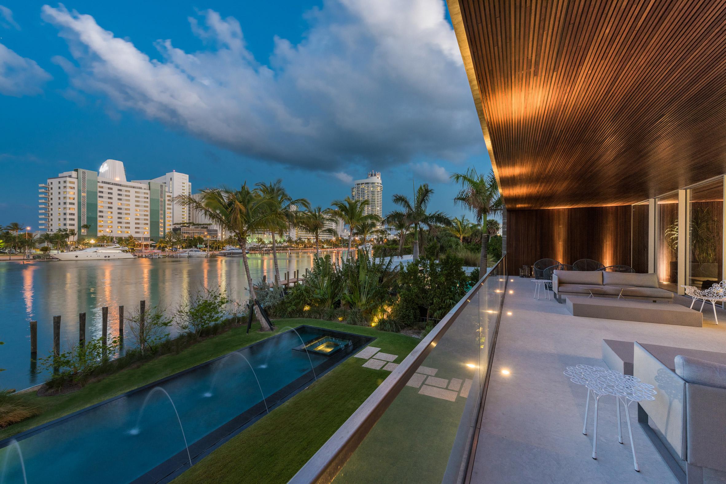 Pine Tree Drive Miami Beach