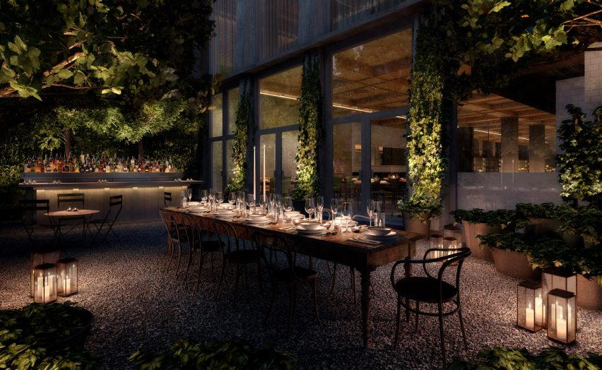 Ian Schrager's Public hotel in New York