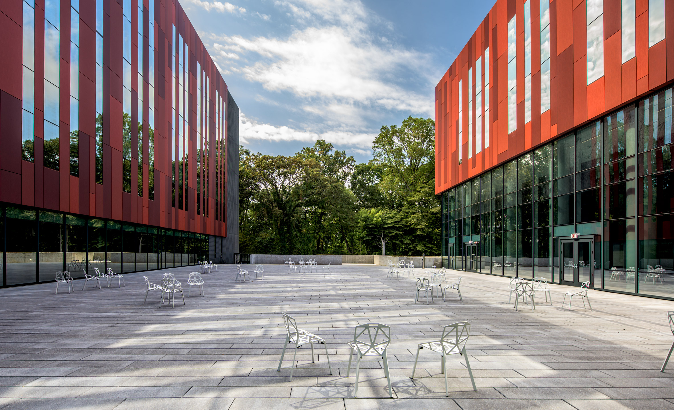 Leo A Daly designs Maryland campus to help US intelligence agencies communicate better