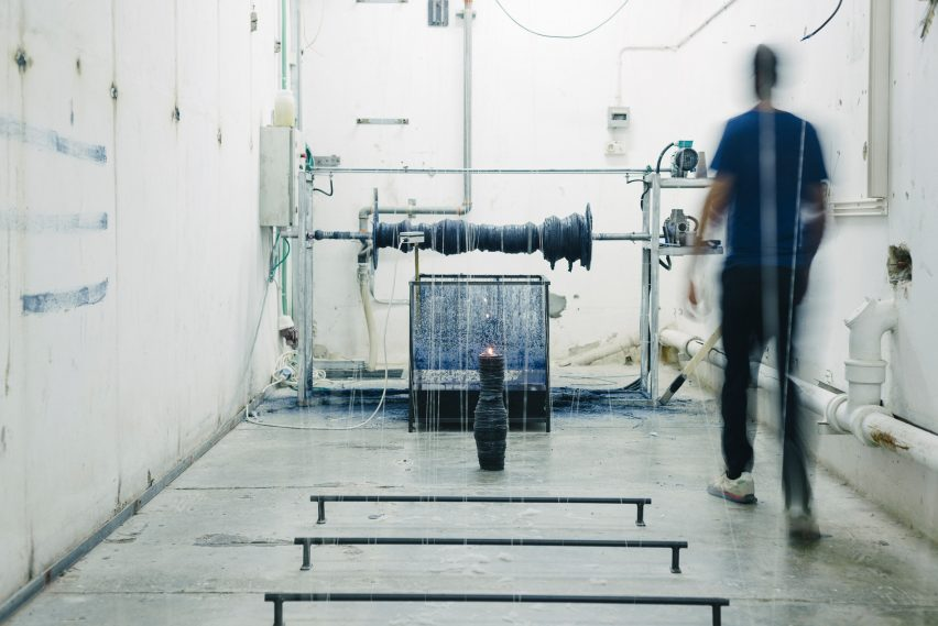 Borderline by Erez Nevi Pana and Marlene Huissoud at Jerusalem Design Week