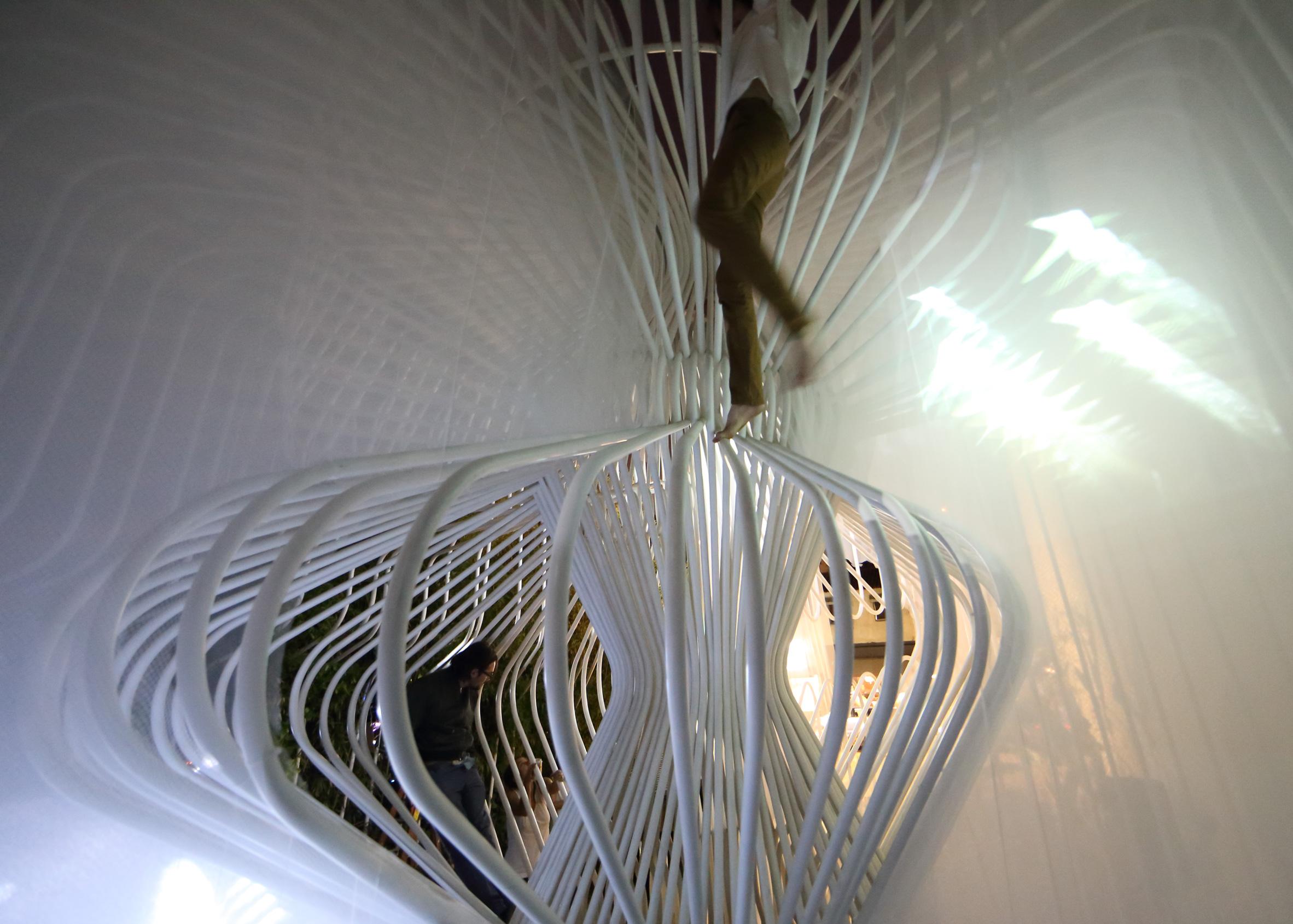 La Cage aux Folles, Los Angeles, by Warren Techentin Architecture