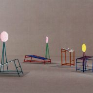 La Schaise chairs by Smarin