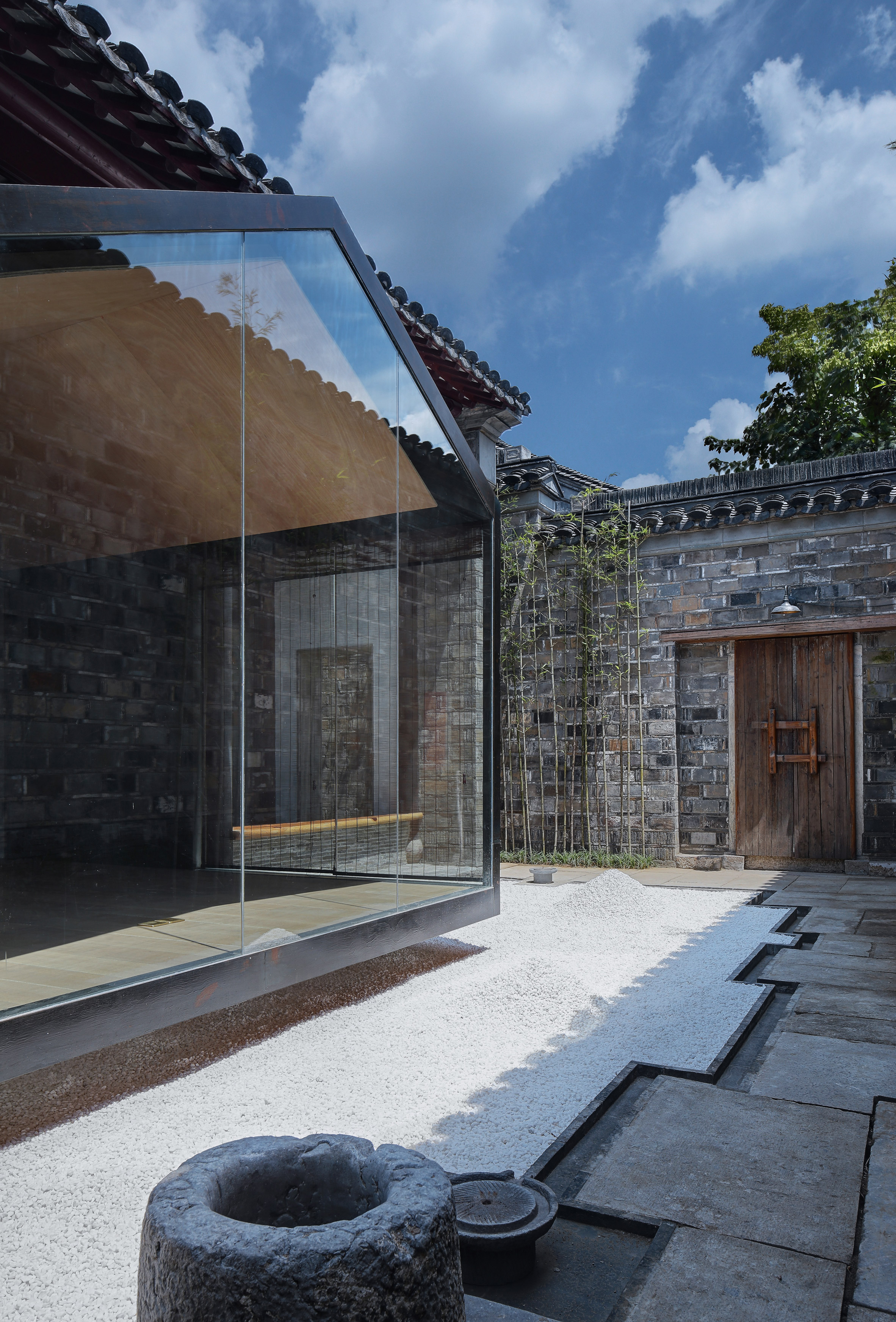 LAI Yard by Ming Gu Design