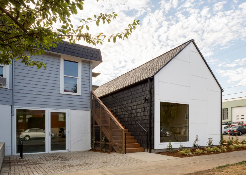 Laura's Place, Portland, Oregon, by Architecture Building Culture
