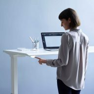 Herman Miller and Yves Behar's smart desks tell employees when they've been sitting too long