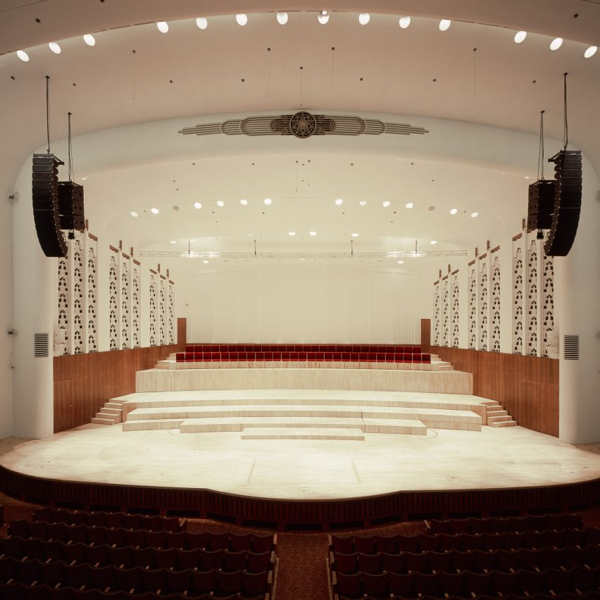 Caruso St John 39 S Liverpool Philharmonic Hall Refurbishment Revives An Art Deco Masterpiece