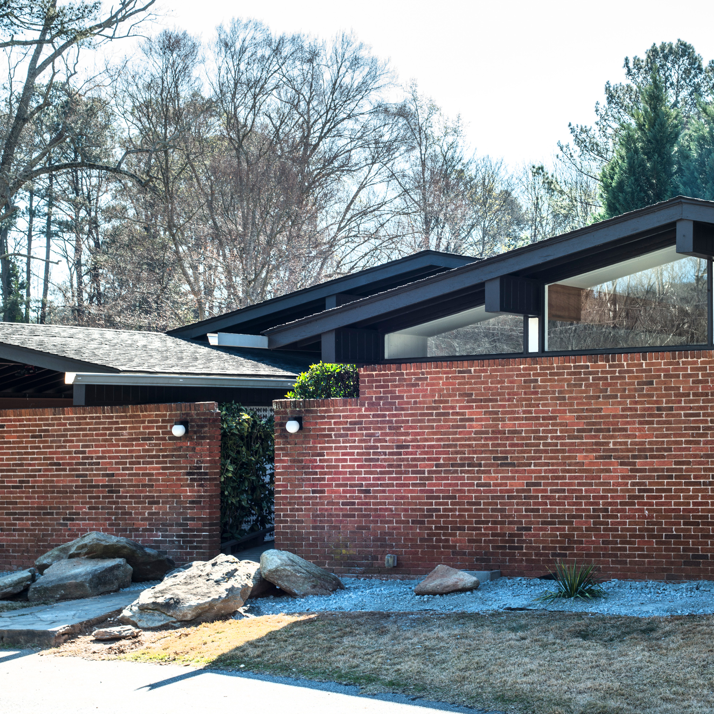 Lowery, renovated by Farris Built Contemporaries and Handcrafted Homes