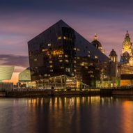 RIBA North architecture centre opens on Liverpool's Mann Island