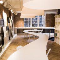 Marazzi showroom opening