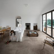 Marazzi launches new porcelain tiles based on natural stone