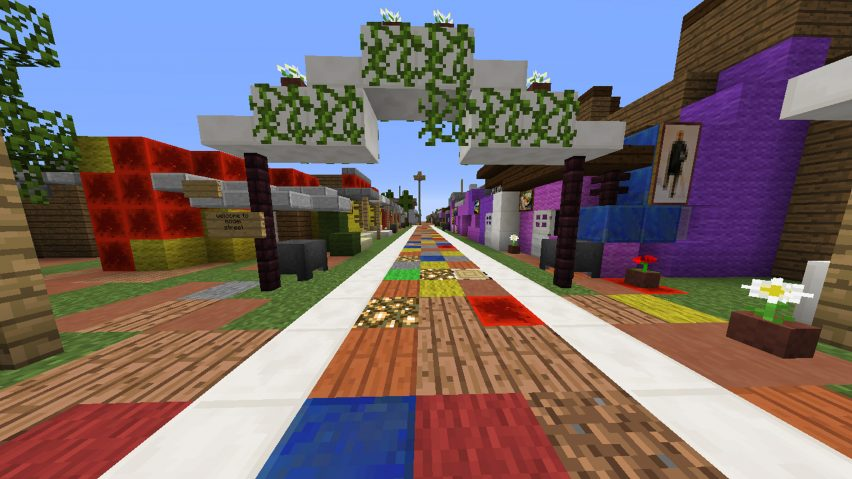 Minecraft Used To Design Public Space In More Than 25 Countries