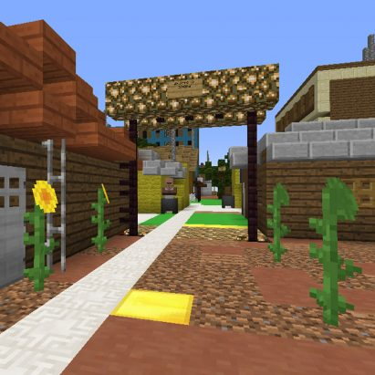 Block by Block initiative by Mojang, Minecraft, and UN-Habitat