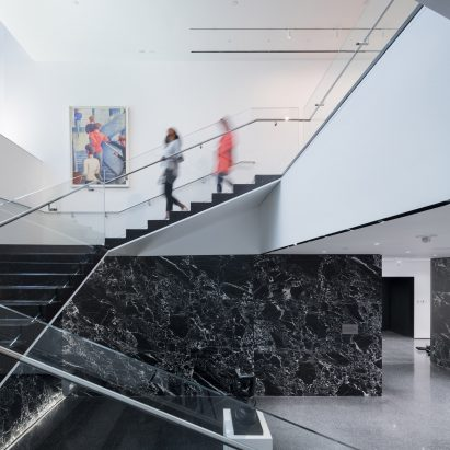 MoMA renovation and extension