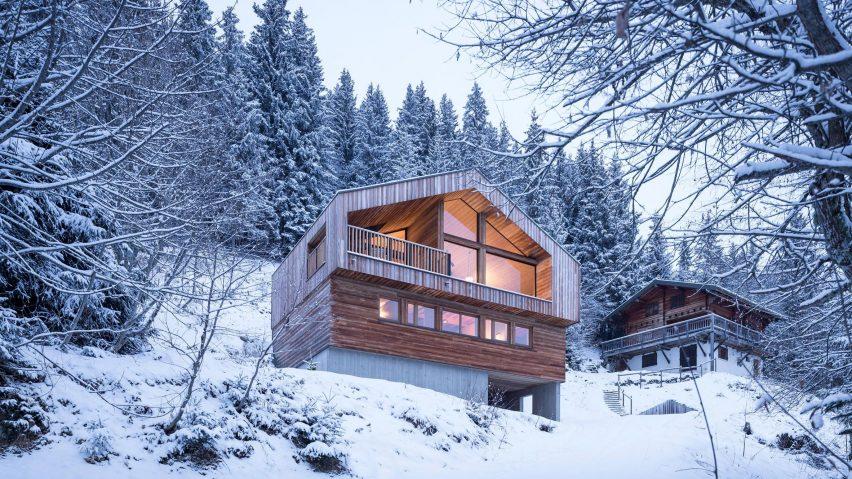 Дом в альпах недорогие дома в лос анджелесе купить